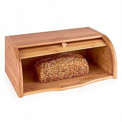 Klarstein Basket No. 3, bambusový chlebník, 11,5 l