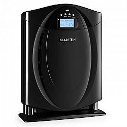 Klarstein Grenoble, čistička vzduchu, ionizátor, 4-v-1, filter, čierny