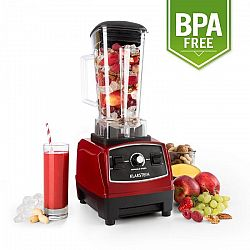 Klarstein Herakles-2G-R, 1200 W, 2 litre, stolný mixér, smoothie, bez BPA, stolný mixér