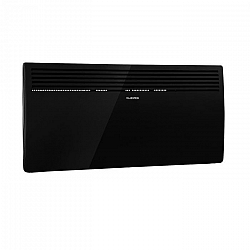 Klarstein Hot Spot Slimcurve, ohrievač, 80 x 40 cm, 40 m², 2000 W, 5 - 40 °C, IP24, čierny