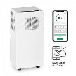 Klarstein Iceblock Ecosmart 7, klimatizácia, 3 v 1, 7000 BTU, ovládanie cez aplikáciu, biela