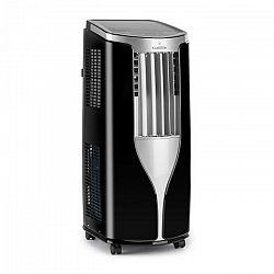 Klarstein New Breeze 7, mobilná klimatizácia, 2.6 kW, trieda energetickej účinnosti A, diaľkový ovládač, čierna