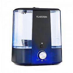 Klarstein Toledo, ultrazvukový zvlhčovač vzduchu, aróma difuzér, 6 l, LED svetlo, čierny