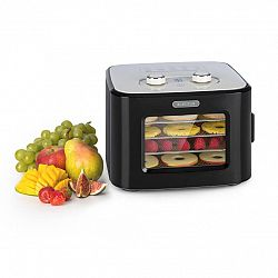 Klarstein Tutti Frutti, sušička potravín, 400 W, 35 – 80 °C, 8 litrov