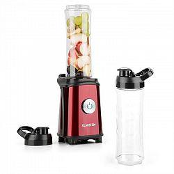 Klarstein Tuttifrutti, červený, mini mixér, 350 W, 800 ml, krížové čepele, bez BPA