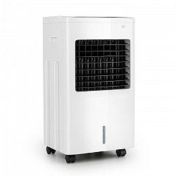 OneConcept Freeze Me, ochladzovač vzduchu, 65 W, 400 m³/h, 3 možnosti fúkania, diaľkový ovládač