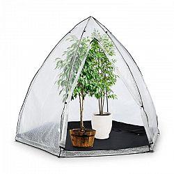 Waldbeck Greenshelter M, skleník na prezimovanie rastlín, 240 x 200 cm, oceľové tyče Ø 25 mm, PVC