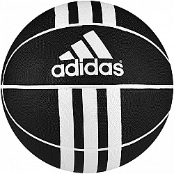 adidas 3S RUBBER X - Basketbalová lopta
