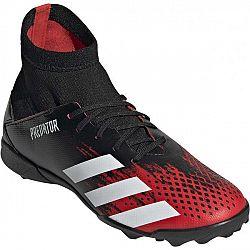 adidas PREDATOR 20.3 TF J červená 2.5 - Detské turfy