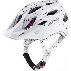 Alpina Sports CARAPAX JR. čierna (51 - 56) - Juniorská cyklistická prilba