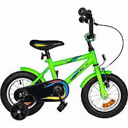 Amulet MINI 12 zelená NS - Detský bicykel
