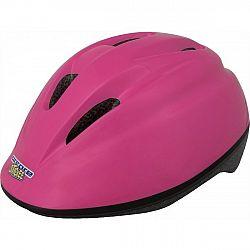 Arcore STICKEE ružová (46 - 53) - Detská cyklistická prilba
