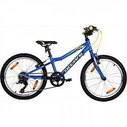 Arcore TEMPER 20 modrá NS - Detský bicykel