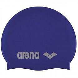 Arena CLASSIC SILICONE modrá  - Plavecká čiapka