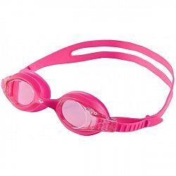 Arena X-LITE KIDS ružová NS - Juniorské plavecké okuliare