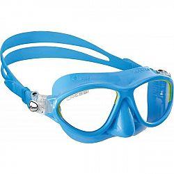 Cressi MOON JR MASK modrá NS - Juniorská potápačská maska