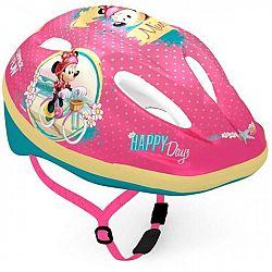 Disney PRILBA ružová (52 - 56) - Detská  cyklistická prilba