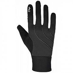Etape AMBER WS+ tmavo sivá L - Dámske zateplené rukavice