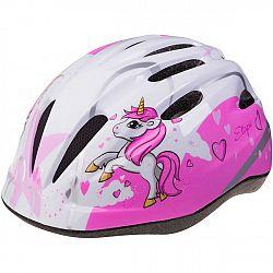 Etape REBEL JR ružová S/M - Detská cyklistická prilba