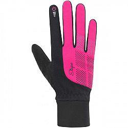 Etape SKIN WS+ ružová M - Dámske zimné rukavice