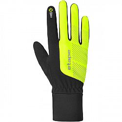 Etape SKIN WS+ žltá XL - Dámske zimné rukavice