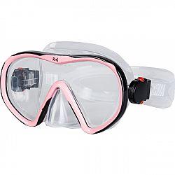 Finnsub REEF MASK ružová NS - Potápačská maska