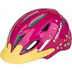 Head KID Y11A ružová (47 - 52) - Detská cyklistická prilba