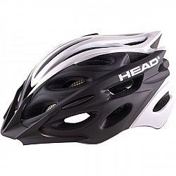 Head MTB W07 biela (56 - 60) - Cyklistická prilba MTB