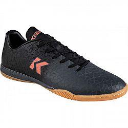 Kensis FAME IN čierna 39 - Pánska halová obuv