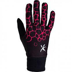 Klimatex LUMI - Dámske strečové prstové rukavice