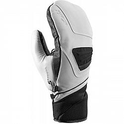 Leki GRIFIN S W MITT biela 7 - Dámske lyžiarske rukavice