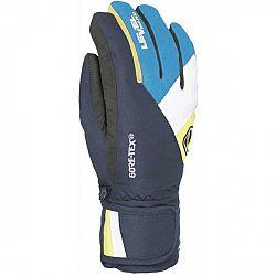 Level FORCE JR GORE-TEX modrá 4 - Detské rukavice