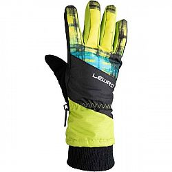 Lewro PIRUZ - Detské lyžiarské rukavice