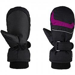 Loap RAFKO ružová 12 - Detské rukavice
