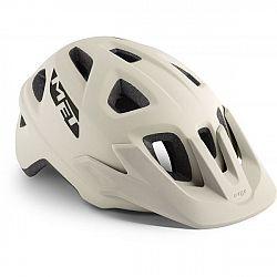 Met ECHO biela (52 - 57) - Prilba na bicykel