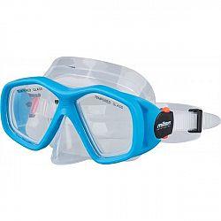 Miton BALI modrá NS - Juniorská potápačská maska