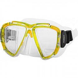 Miton CETO žltá NS - Potápačská maska