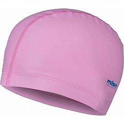 Miton FUNDY ružová NS - Plavecká čiapka