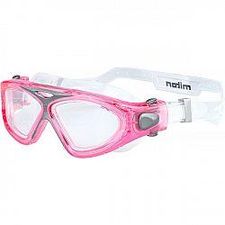 Miton GECKO JR ružová NS - Detské plavecké okuliare