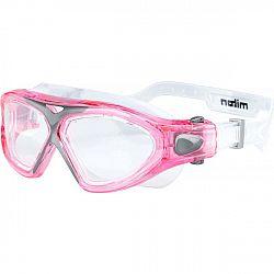 Miton HAZEL ružová NS - Plavecké okuliare