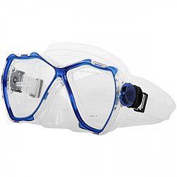 Miton LIR modrá NS - Potápačská maska
