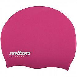 Miton NAMAKA ružová NS - Plavecká čiapka