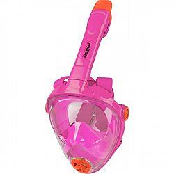 Miton UTILAFS ružová L - Juniorská potápačská maska