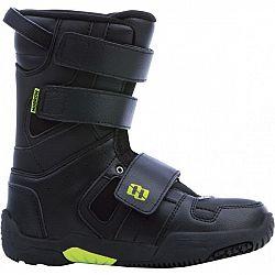 Morrow SLICK - Detská  obuv na snowboard