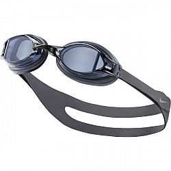 Nike CHROME tmavo sivá NS - Plavecké okuliare