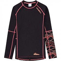 O'Neill PG LONG SLEEVE SKINS - Dievčenské tričko s UV filtrom