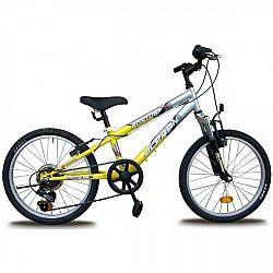 """Olpran BOSTON 20"""" žltá NS - Detský bicykel"""