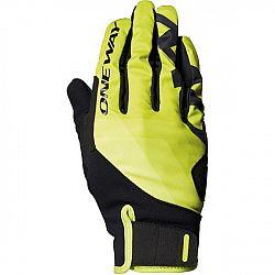 One Way XC TOBUK 7 čierna 10 - Pretekárske rukavice na bežky