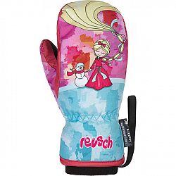 Reusch FRANCI R-TEX XT MITTEN ružová 2 - Detské zimné rukavice