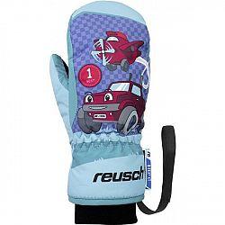 Reusch FRANKY R-TEX XT MITTEN tmavo modrá 1 - Lyžiarske rukavice